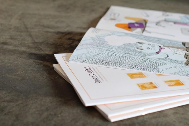 open design booklet